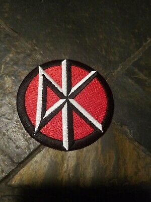 "Dead Kennedys Patch~Embroidered~Iron or Sew 3""British Punk Rock"