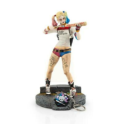 Suicide Squad Harley Quinn 10-Inch Finders Keypers Statue