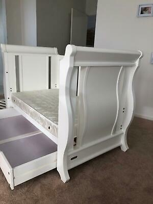 Grotime sleigh cot/toddler bed