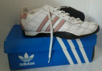 Girls addidas trainers size 3 unwanted gift worn once