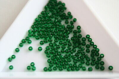 Transparent Rosaline Toho Seed Beads Size 11 2mm #7337 600 beads approx