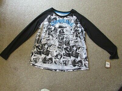 Brand new with tags girls Converse Trainers 13-15 years long sleeved top - Gift