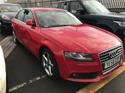58 Audi A4 2.0 Tdi Se Manual - 1F/Ownr, Eml Light Underpowered Spares Or Repair