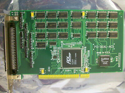 Measurement Computing PCI-DUAL-AC5
