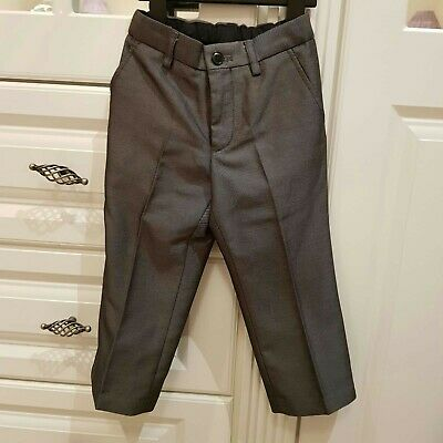 Boys Smart Grey formal Trousers. Age 3