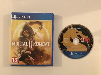 Mortal Kombat 11 Ps4 Sony Gaming Playstation 4 Games Console Video Game