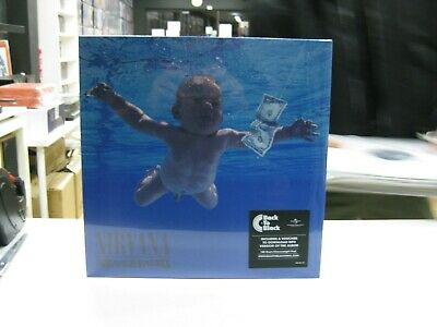Nirvana Lp Europe Nevermind 2014  180Gr. New Sealed
