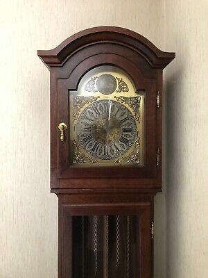 Mahogany Antique Longcase Grandfather Clocks