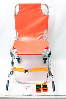 EMS Stair Chair - Ambulance Firefighter Evacuation Medical Lift -Local Pickup