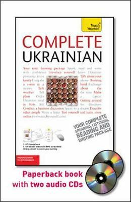 Complete Ukrainian with Two Audio CDs: A Teach Yourself Guide [TY: Complete Cour