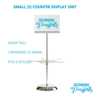 Counter Display Unit: Small (5)