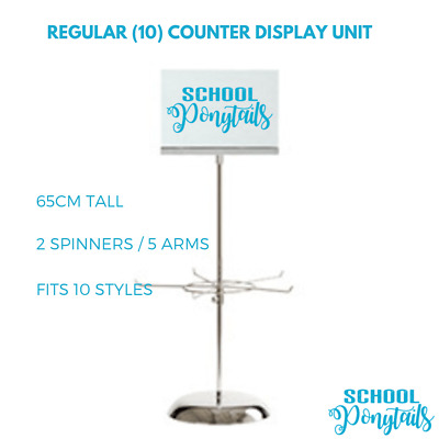 Counter Display Unit: Regular (10)