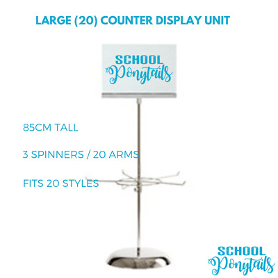 Counter Display Unit: Large (20)