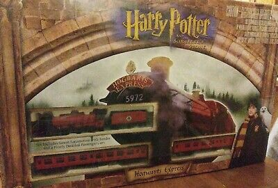Harry Potter And The Sorcerers Stone Hogwarts Express Bachman Ho Train Sealed !!