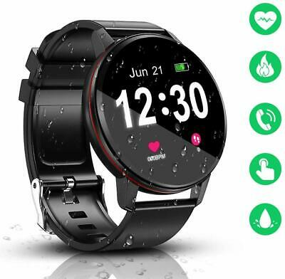 Smart Watch Activity Fitness Tracker Touch Screen Sleep Monitor Pedometer FitBit