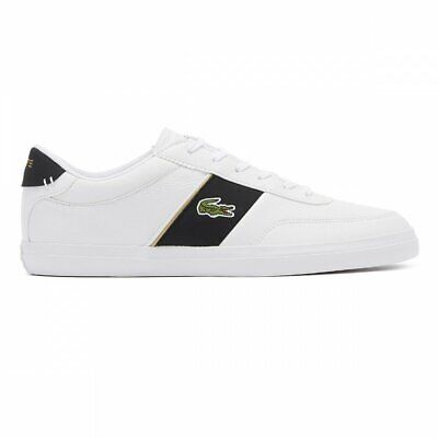 Lacoste Court Master 319 Men/'s Casual Designer Retro Trainers Black B Grade