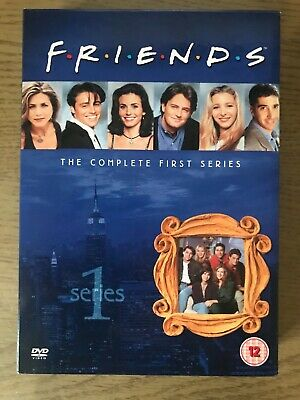 Friends: The Complete First Series | DVD | UK Region 2