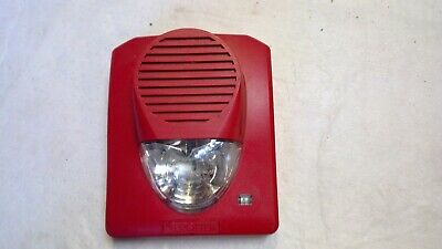 Potter Model Sh-1224 Select-A-Horn/Strobe Fire Alarm
