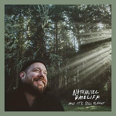 Nathaniel Rateliff - AND IT'S STILL ALRIGHT [CD] Sent Sameday*