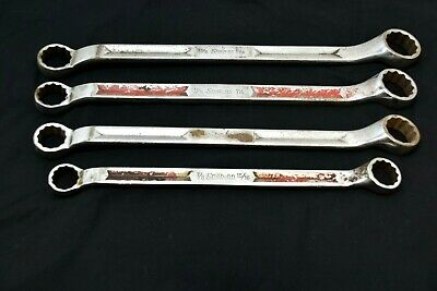 Snap-On 4 Piece Xv Assorted Box-End Wrench