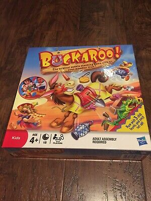 "Great Fun Family/Children's Game Of"" Buckaroo"" By Hasbro-Immaculate And Complete"