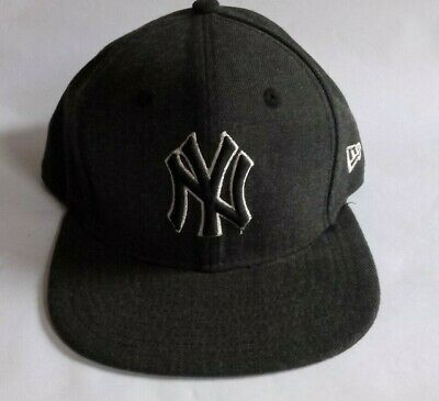 Mens New Era New York Yankees 9FIFTY Snapback Cap - Pre-owned