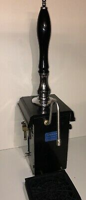 Chrome Angram Hand Pull Cask Beer Pump Engine Draught Real Ale