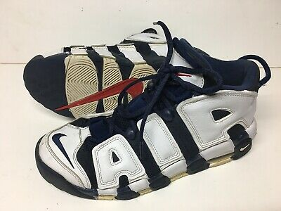 DS NIKE AIR MORE UPTEMPO HOH: Pippen SIZE 13 OLYMPIC 432353