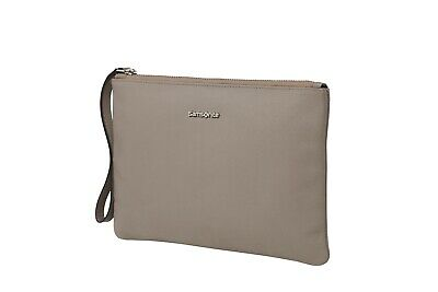 NEW Samsonite Promenade  Ladies Rfid Large Coin Purse Warm Grey -  Wallets &