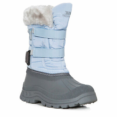 Trespass Girls Stroma II Winter Snow Boots RRP £34.99