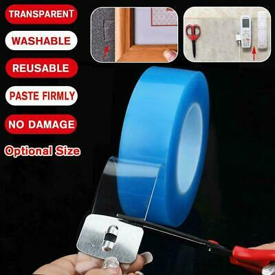 Magic Multifunctional Double-sided Tape Traceless Washable Invisible N7N8