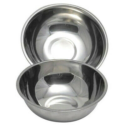 UNITED SCIENTIFIC SUPPLIES BWE1300 Stainless Steel Economical Bowl,13 Qt