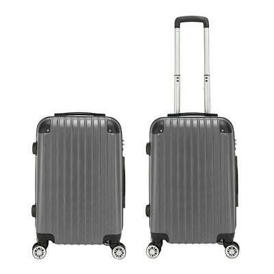 "High Quality 20"" Hardshell Travel Bag Carry-on Spinner Luggage Suitcase"