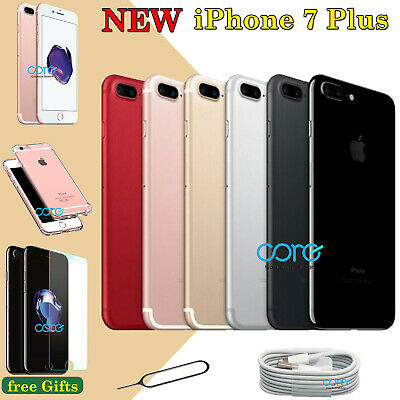 Unlocked SIM Free Apple iPhone 7 Plus 256GB Mobile Smartphone New 32GB 128GB UK