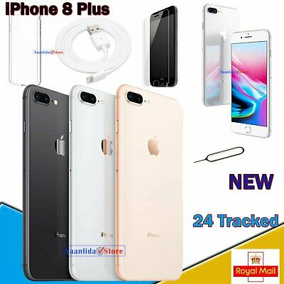 Apple iPhone 8 Plus 64GB 256GB NEW Various Colours Unlocked SIM Free Smartphone