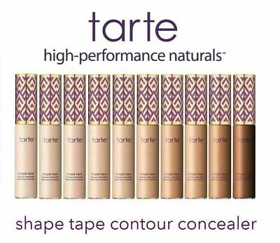 Tarte Shape Tape Contour Concealer 10Ml Shade Full Coverage Long Lasting
