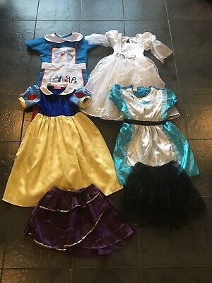 Girls Large Dressing Up Bundle Age 5-6 Years Fancy Dress