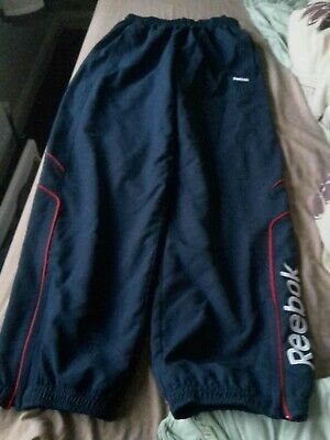 Boys reebok joggers aged 11.12 years