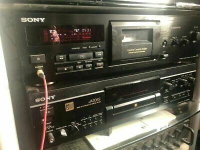 Sony Cassette Tape Deck Tc-Kb820S Ceramic 820