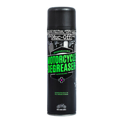 Muc-Off Biodegradable Motorcycle Motorbike Degreaser 500ml