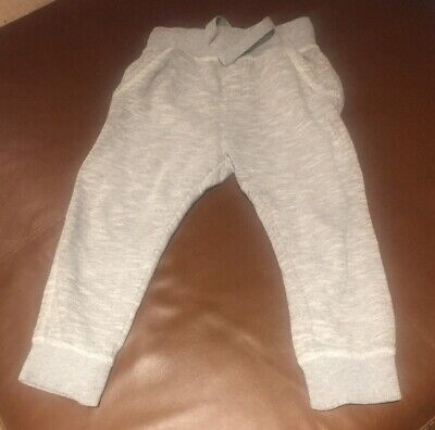 Next Grey Boys Joggers Age 1.5-2 Years