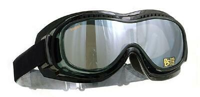Halcyon Goggles MK5 - Vision Over Glasses Smoke Lens