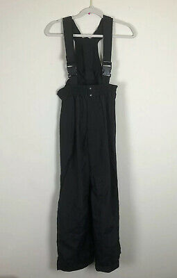 North Face Mens Small Snowboard Bib Overall Pants Gore-Tex Ski