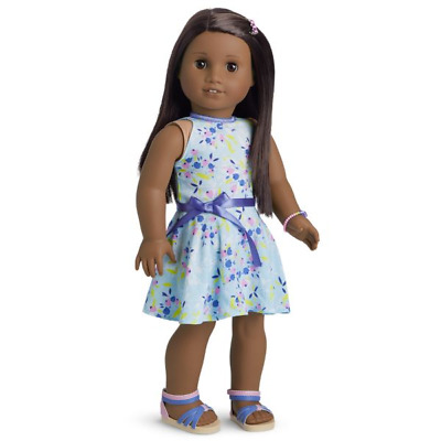 American Girl Simply Spring Outfit For 18-inch Dolls New In Truly Me Box