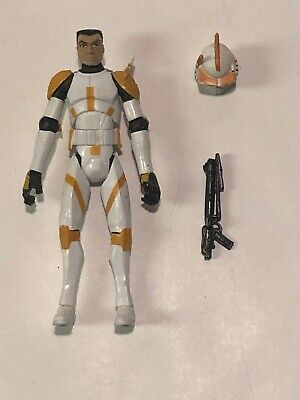 """Star Wars The Clone Wars Commander Cody 3.75"""" action figure Trooper 212th"""