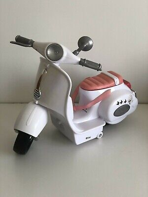Baby Born Scooter white great condition works
