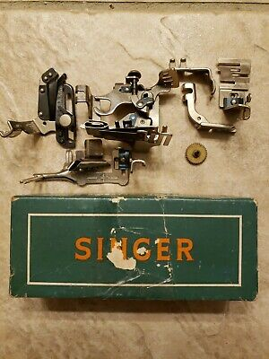 VINTAGE SINGER SEWING MACHINE ATTACHMENTS for class 301 Machine's. Model: 160623