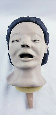 PATIENT SIMULATOR TRAINING MANIKIN Head