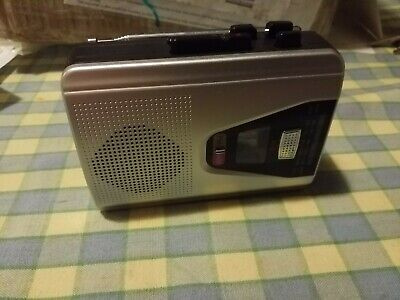 10 x Tape Cassette recorder with AM/FM radio