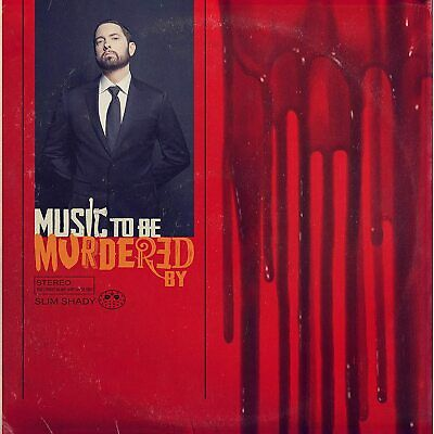 Eminem - Music To Be Murdered By - Explicit [CD] Sent Sameday*